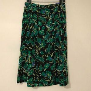Floral Sag Harbor Skirt Size 10
